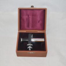 Ocular Micrometer eye piece in case – Leitz, Wetzlar.
