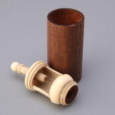 A Continental Screw-Focus Microscope
