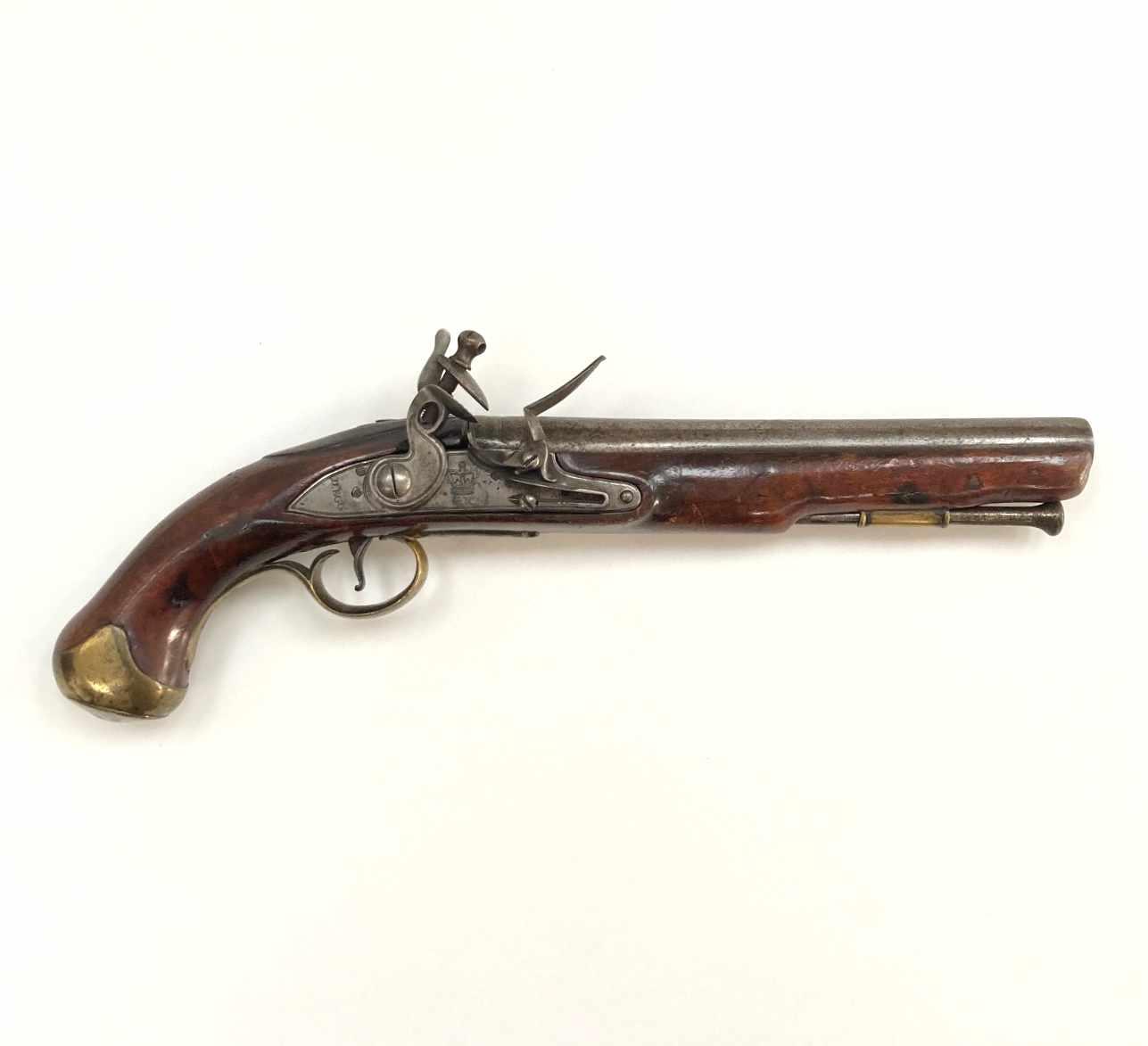 Napoleonic 1799 Pattern Light Dragoon Pistol by Durs Egg of London