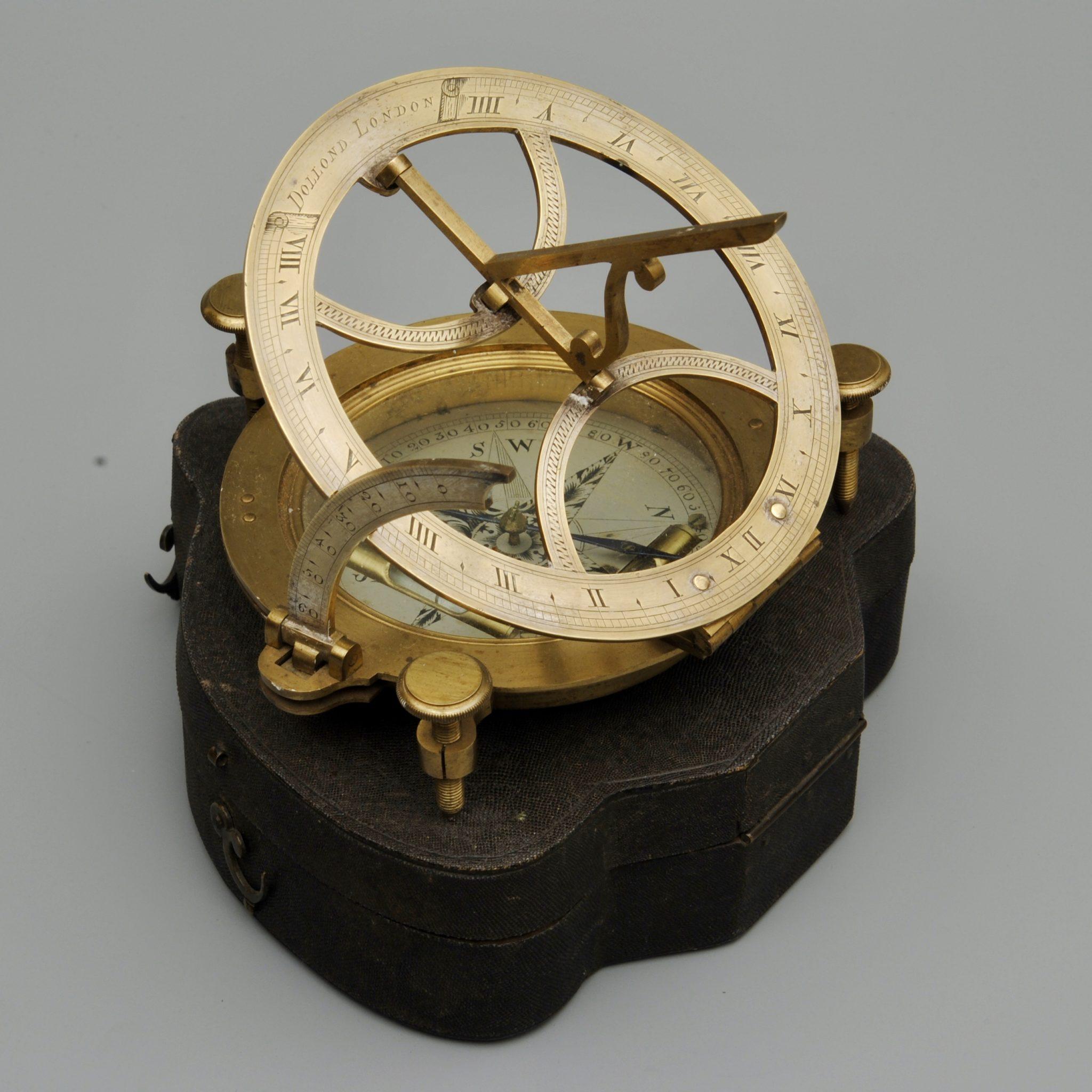 Dolland universal equinoctial sundial