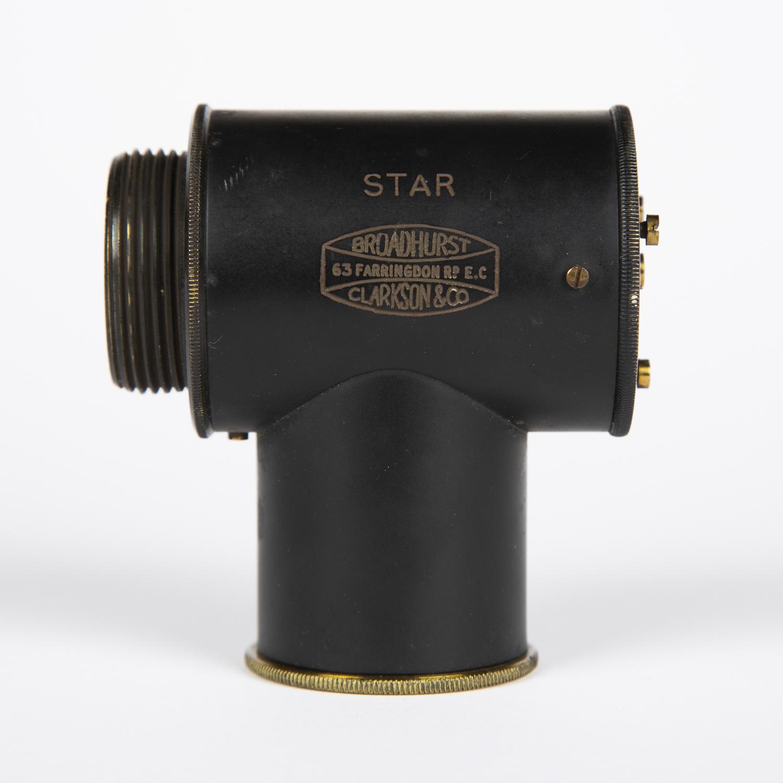 Star diagonal by Broadhurst Clarkson
