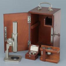 Unusual Microscope By Rudolf Winkel, Gottingen,