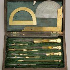 Beautiful rare French early 19th century mahogany box.