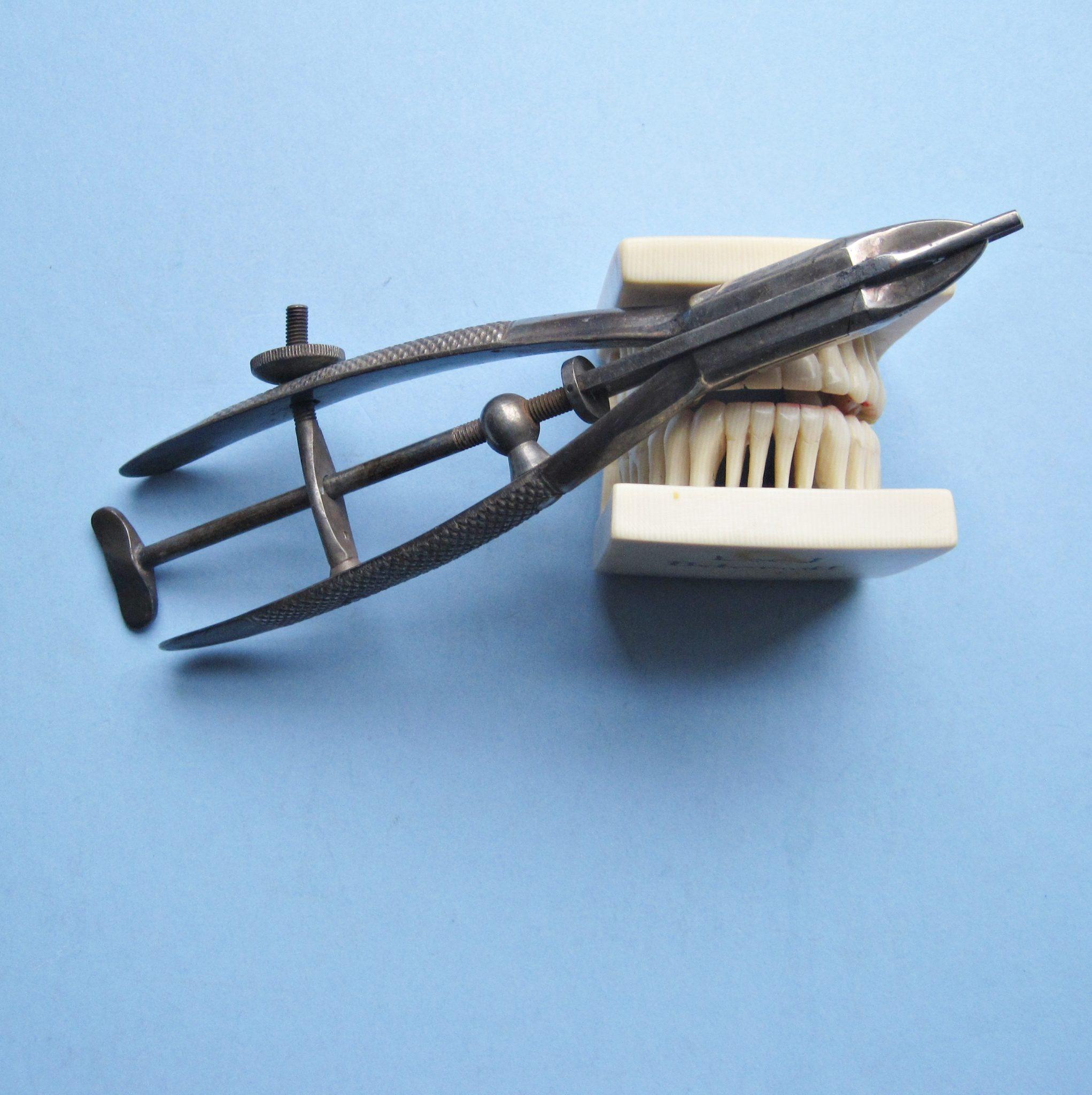 Lancaster Patent Dental Forceps