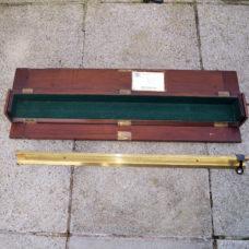 Standard Yard in case for City & County of Bristol – S. Garcia, London.