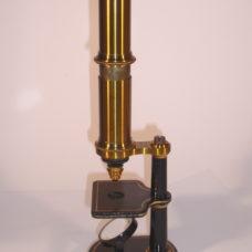 Fine and Unusual Microscope by Plössl, Vienna