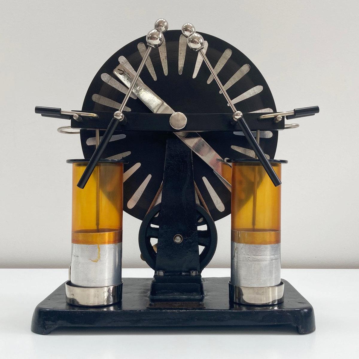 Early Twentieth Century Wimshurst Machine by Baird & Tatlock