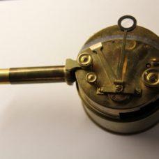 ~FINE BOX SEXTANT WITH TELESCOPE-ELLIOTT, HOLBORN, LONDON, 1830~