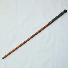 two draw shagreen telescope walking stick