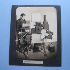 Original Photos Relating to Philo Farnworth's Pioneering Television Work
