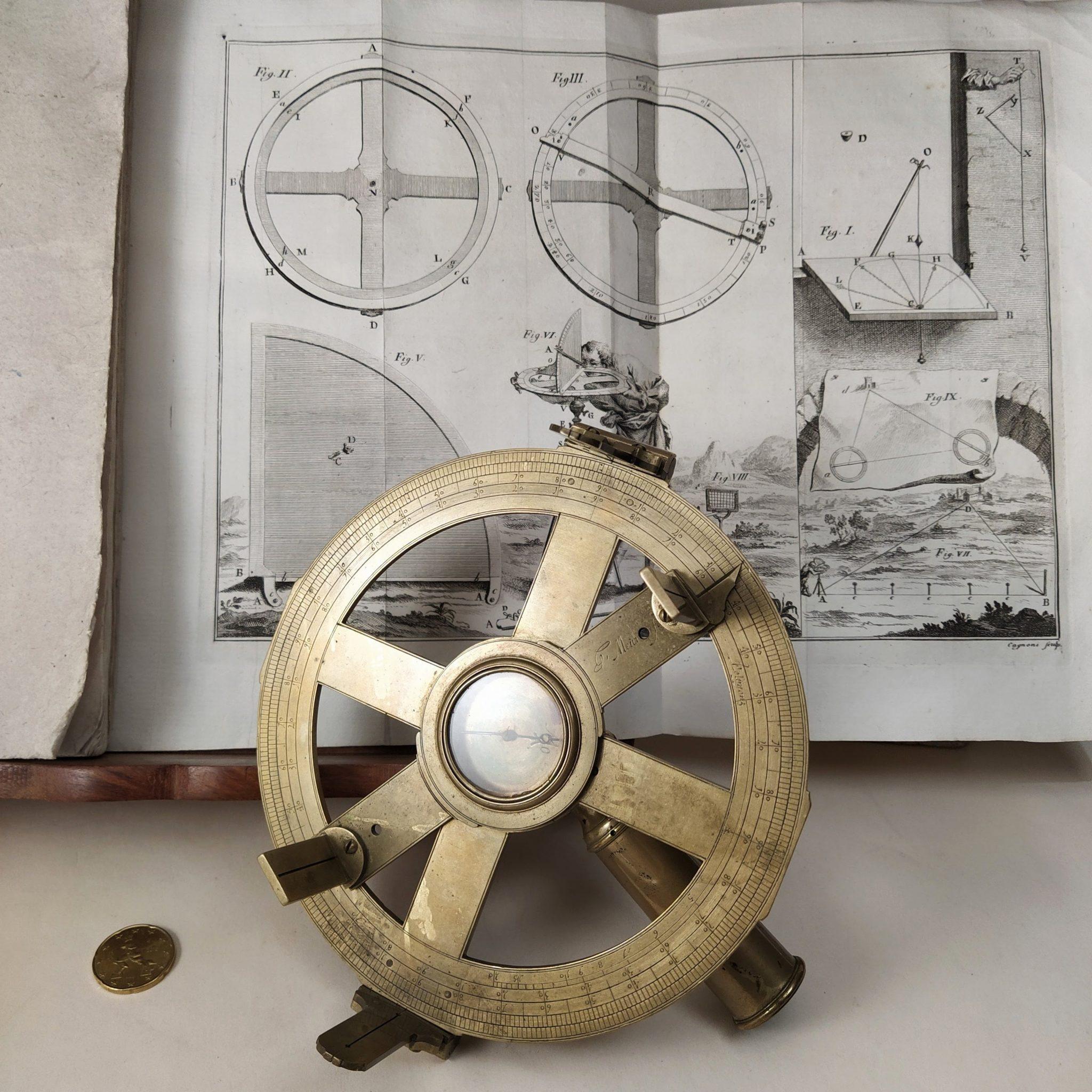Holland Circle – Circumferentor c.1680
