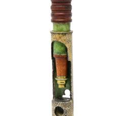 Benjamin Martin's pocket microscope, early form, ca. 1760